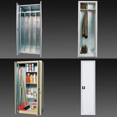 mobili metallici da esterno torino : Mobili Metallici Linea: Armadi ...