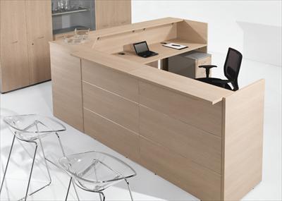 Reception ufficio linea area in offerta for Reception da ufficio