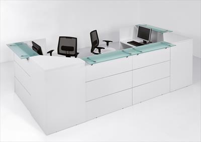 Banconi Per Ufficio Kit : Reception ufficio linea area in offerta chitarpi