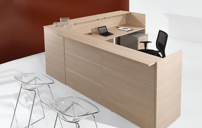 Reception ufficio linea area in offerta for Reception ufficio