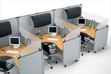 Call center linea plexa for Modulos de oficina
