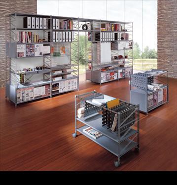 Librerie in metallo for Arredi scolastici prezzi